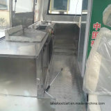 Good quality new one almost Food mobile Airstream Food Trailer