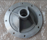 Morire Casting Aluminum Cooling Cover con CNC Machining