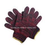 Дешевые красочные хлопка рукавицы вязаные рукавицы работы