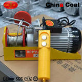 China Top 10 Maker 220V Mini Guincho Talha elétrica de corrente