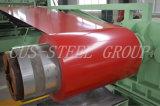 Bobinas de acero galvanizado Pre-Painted/PPGI/bobinas de acero de color
