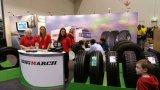 Neumático del carro de acoplado de LONGMARCH (120)