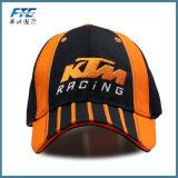Gorras de béisbol del hueso del camionero de los sombreros del deporte del bordado