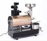 Chicchi di caffè di Huahong girarrosto, cottura del chicco di caffè, macchina di torrefazione