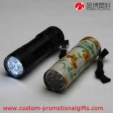 Nützliche elektrische Minialuminiumtaschenlampe-Fackel des metallled