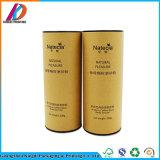 Imprimé personnalisé de haute qualité du papier Kraft Food Grade Tube d'emballage