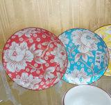 Piatti di ceramica di colpo di alta qualità