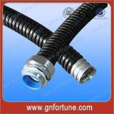 PVC Metal Steel Flexible Hose mit Connector (GN004)