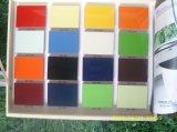 4X8白人の紫外線高い光沢のあるメラミンMDF (zh977)