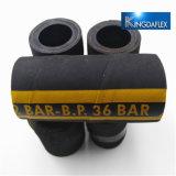 Tubo flessibile di gomma di sabbiatura di alta qualità per l'applicazione di brillamento