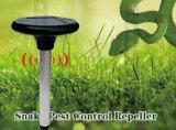 Repeller ultrasonico per il giardino con indicatore luminoso solare