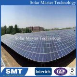 太陽Carport PVの据付、車の駐車、車のための太陽電池パネルの土台Structrue
