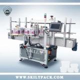 Plat rond automatique 20L'autocollant de l'étiquetage de la machine de godet