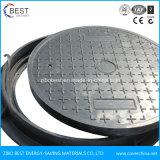 C250 Rodada 900mm resina de plástico reforçado com a junta da tampa de inspeção