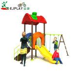 Zhejiang Ej Kids parque ao ar livre Mini-deslize com conjunto de Giro