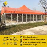 Подгонянные изогнутые шатры шатёр крыши для случаев