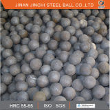 Geschmiedete reibende Stahlkugeln durch chinesischen Hersteller