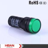 세륨 RoHS Ad16 시리즈 22mm 표시등