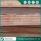 madera contrachapada del álamo de la película de 4feet X de 8feet X 18m m Brown