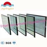 O triplo de três painéis isolantes de vidro temperado para o painel de porta e janela