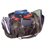 Poliéster Camping Outdoor Sport Shoulder Gym Travel Duffel Bag
