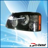 Indicatore luminoso della coda di sport della Land rover Range Rover