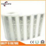 EPC Gen2 ISO18000 6c extranjero H3 9640 etiqueta RFID para el inventario y logística