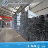 Tubulação de aço retangular galvanizada Q235 de ASTM Q195 da manufatura da tubulação de aço de Tianjin Tyt
