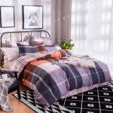 簡単な様式のホーム織物の安い綿のベッド・カバーの敷布
