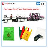 Eco Bag T-Shirt Bag Making Machine com alta velocidade Zxl-A700