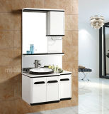 Белый цвет покрытия черный туалетный столик в ванной комнате комбинированный/ ПВХ ванной комнате