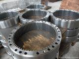 Кольцо шестерни внутренне кольца шестерни шпоры шестерни шпоры прямое
