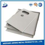 Выполненные на заказ части металла изготовления заварки вырезывания лазера/обслуживания штемпелевать