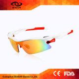Спорты вводят поляризовыванные солнечные очки в моду для задействуя идущего рыболовства управляя солнечными очками гольфа ломкими