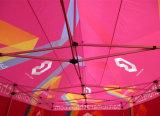 l'alta qualità di 4X8m che fa pubblicità alla promozione schiocca in su la tenda