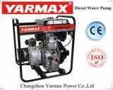 Pompe à l'eau 2inch diesel à haute pression à eau de Yarmax d'irrigation agricole diesel de pompe Ymdp20h