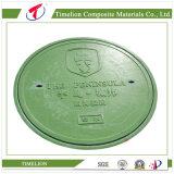Крышка люка -лаза Watertight запечатывания стеклоткани FRP круглая