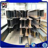鉄骨構造の倉庫のHのセクションによって電流を通される鋼鉄