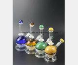 Farben-Glasschläuche können das Glasrohr 10.23 Zoll aufspalten