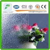 Vidro modelado colorido ambarino de vidro modelado da flora