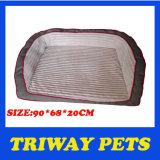 Sofa élevé d'animal familier de Quaulity et de confort (WY161087-2)