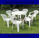 屋外のヨットクラブの庭アーム椅子型