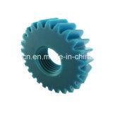 Высокая точность UHMWPE OEM/PA 66/POM/ABS/PTFE/Нейлон пластиковой шестерни для автоматического устройства