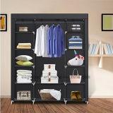 Современный простой шкаф домашних ткань складная тканью Уорд узел хранения размера кинг усилитель комбинацию простых шкаф (FW-40B)