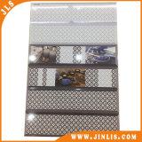 Badezimmer-keramische glasig-glänzende Wand-Fliese des Tintenstrahl-3D (30600027)