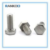 La Chine de la fabrication en acier inoxydable DIN DIN933931 Vis à tête hexagonale