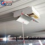 Finestra di ventilazione della presa d'aria di controllo di /Electric della puleggia della mano per la Camera pollame/dei maiali