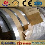 304 N˚ 4 terminar a bobina de aço inoxidável laminado a frio para a Arquitectura moderna