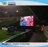 Haute Performance Installation de panneaux LED extérieur fixe P6 P8 P10 Affichage de panneau à LED à montage mural
