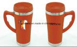 Tasse faite sur commande promotionnelle de véhicule de tasse de course d'acier inoxydable de logo
